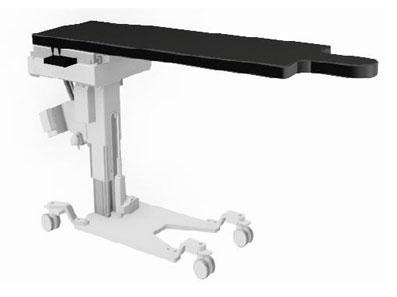 C-Bogenliege / Röntgenliege (5 Verstellbereiche)