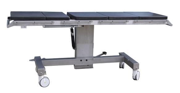 Multifunktionaler U-Shape Stretcher für C-Bogen (Akku)