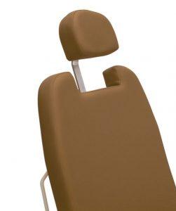 Blutentnahmestuhl, elektrisch u. manuell verstellbar