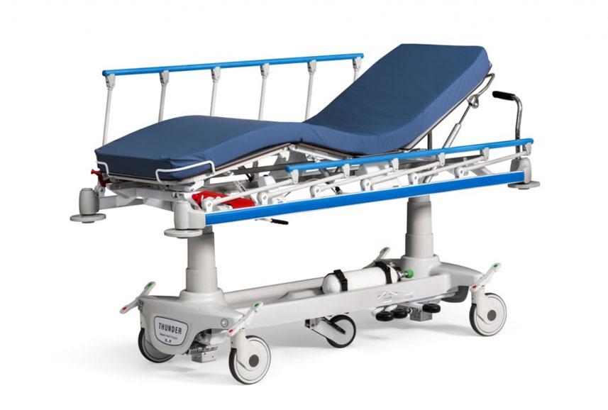 """Patiententransporter """"Thunder 4"""""""