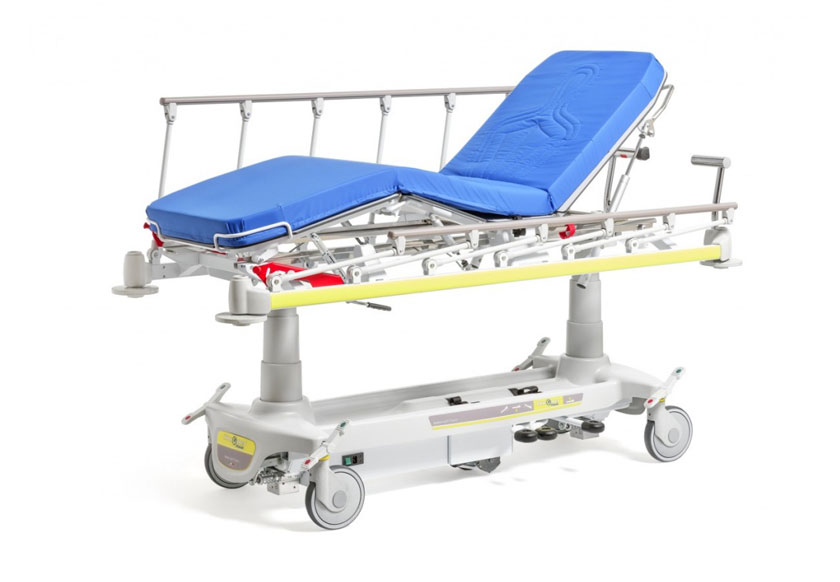 "Patiententransporter ""Thunder Flash"" (Elektrisch, 4-geteilt, röntgenfähig)"