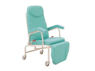 Patientenstuhl fahrbar