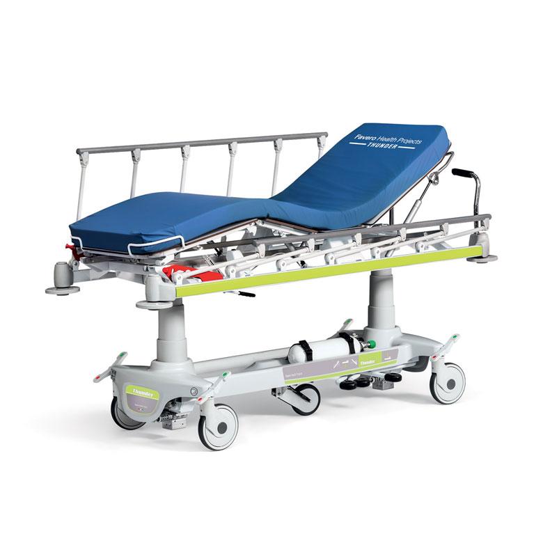 Patiententransport und Mobilität