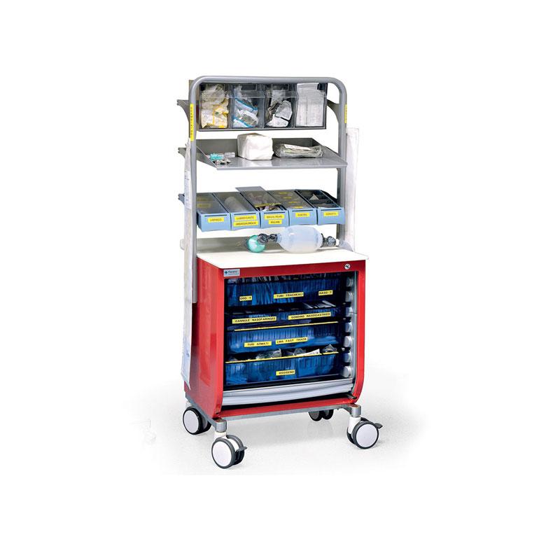 Verbands-, Pflege- und Multifunktionswagen